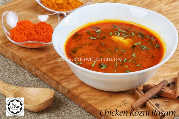 Chicken Kozni Rasam