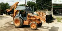 CASE 580 SK Backhoe Heavy Construction Products & Services