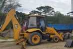 JCB Backhoe Heavy Construction Products & Services