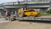 Caterpillar CS533E Roller Compactor Heavy Construction Products & Services