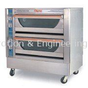2 DESK 4 TRAYS OVEN