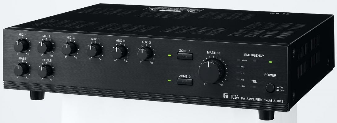 A-1812.Mixer Power Amplifier (AS version)