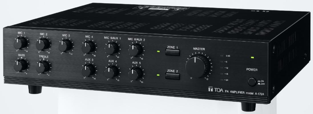 A-1724.Mixer Power Amplifier (AS version)
