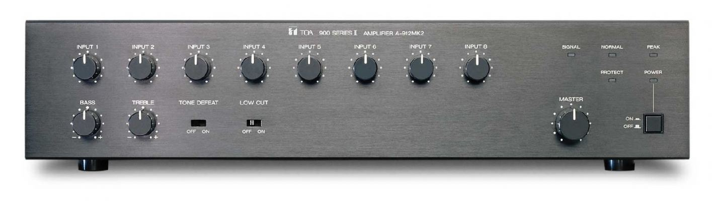 A-906MK2.8-Channel Mixer Power Amplifier