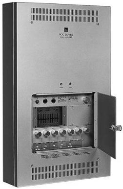 W-906A.In-Wall PA Amplifier