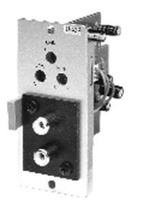 U-43R.Unbalanced Line Input with High/Low Cut Filters and Mute-Send