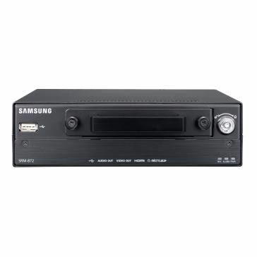 SRM-872.8CH Mobile Network Video Recorder