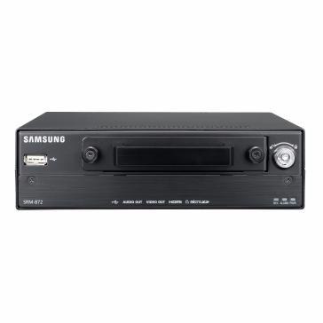 SRM-872.8CH Mobile Network Video Recorder