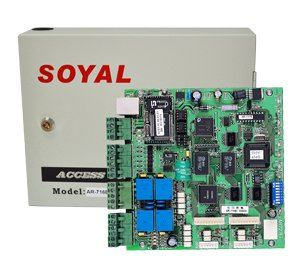 AR716E.Soyal 16 Reader Interface