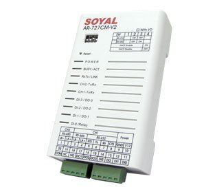 AR727CM.Soyal Serial Device Network Server