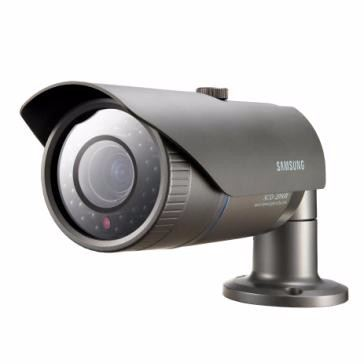 "SCO-2080R.1/3"" High Resolution Varifocal Lens IR LED Camera"