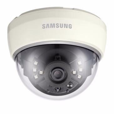 "SCD-2020R.1/3"" High Resolution Small IR Dome Camera"