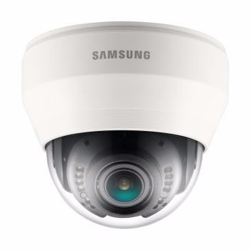 SCV-2081R.High Resolution IR LED Vandal-Resistant Dome Camera
