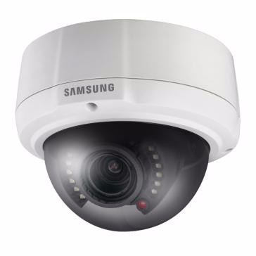 SCV-2082R.Premium Resolution IR Vandal-Resistant Dome Camera