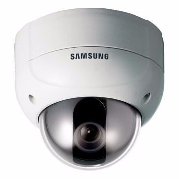 SCV-2120.12x High Resolution Vandal-Resistant Dome Camera