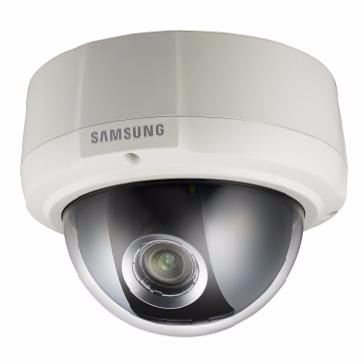 SCV-3083.High Resolution WDR Vandal-Resistant Dome Camera