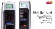 BioLite Net READER ENTRYPASS DOOR ACCESS SYSTEM