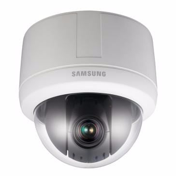"SCP-3120.1/4"" 12x High Resolution WDR PTZ Dome Camera"