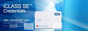 300x iCLASS SE Smart Card - Secure Identity Access Control ACCESSORIES ENTRYPASS DOOR ACCESS SYSTEM