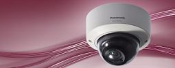 WV-SFV311.HD Security Camera HD / 1,280 x 720 60 fps H.264 Vandal Resistant Network Camera featuring CAMERA PANASONIC CCTV SYSTEM