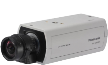 WV-SPN631.HD Network CCTV Camera Full HD / 1,920 x 1,080 60 fps H.264 Network Camera featuring Super