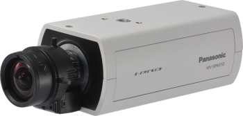 WV-SPN311.HD / 1,280 x 720 60 fps H.264 Network Camera featuring Super Dynamic