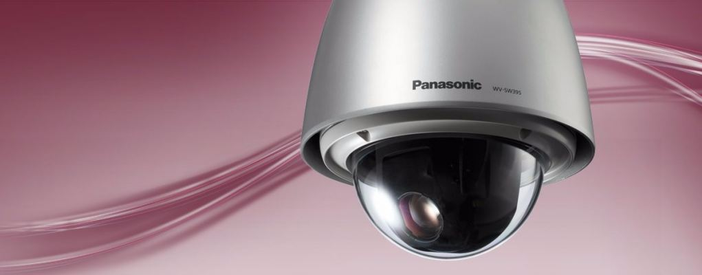 WV-SW395A.Weather resistant IP PTZ Dome Camera HD network PTZ dome camera featuring Super Dynamic Te