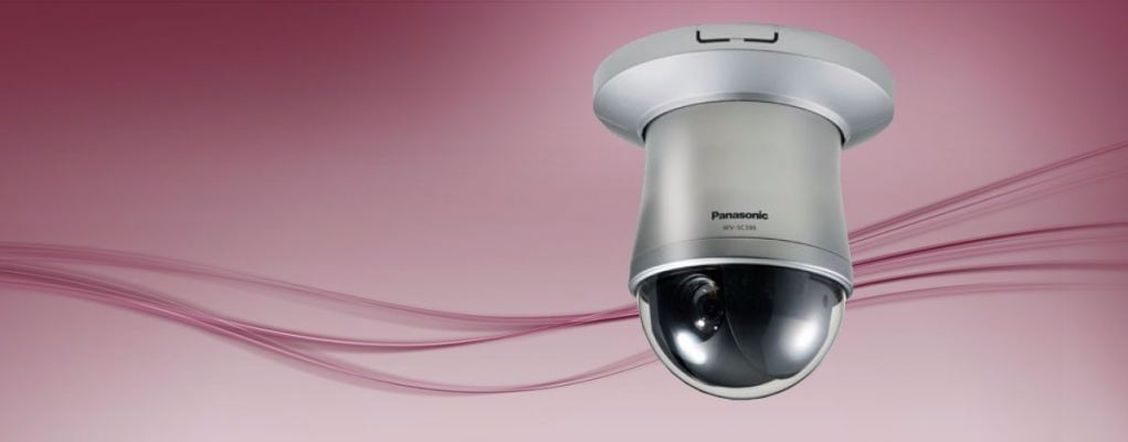 WV-SC386.Wide dynamic range, HD PTZ dome IP camera