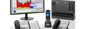 1+2+6 PACKAGE ALL BLACK SERIES Special Promotion Package	 		 PACKAGE NEC PBX / KEYPHONE SYSTEM