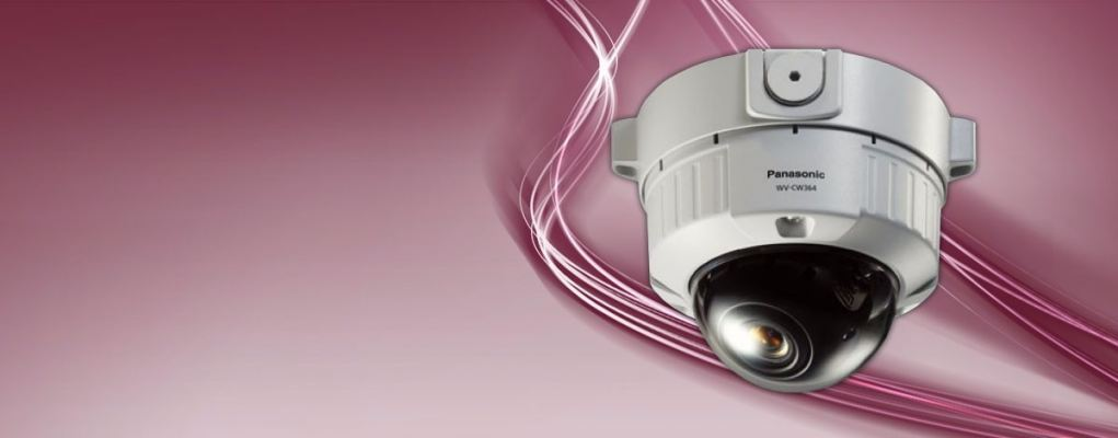 WV-CW364.Vandal proof water and dust resistant dome camera day/night