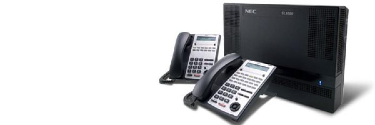 SL1000 IP & Digital Terminal