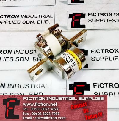 660GH-500S 500A 660VAC HINODE PROTECT Fuse Supply Malaysia Singapore Thailand Indonesia Europe & USA