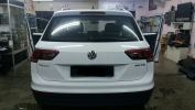 2) Volkswagen Tiguan Hight US Safety Film Tinted Malaysia