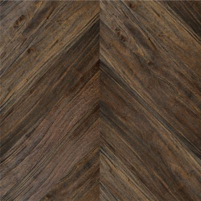 Gmelina Stained Coffee Chevron