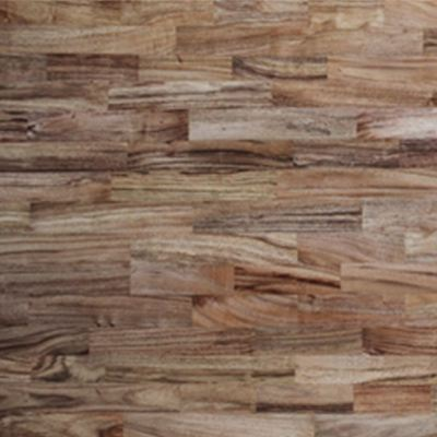 Albizia Stained Walnut 3 Strips