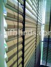 Fauxwood PVC Blinds