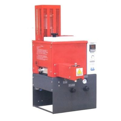 hot melt adhesive spraying machine
