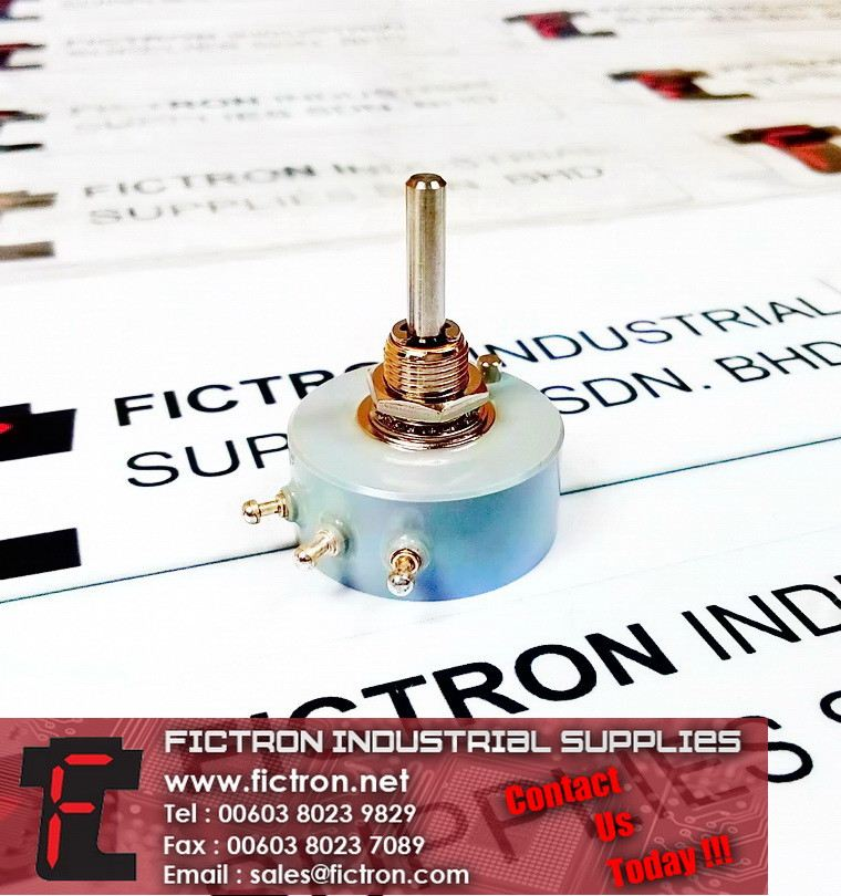 JP-30 10K ohm COPAL ELECTRONICS RoHS Compliant Potentiometer Supply Malaysia Singapore Thailand Indonesia Europe & USA COPAL Potentiometer