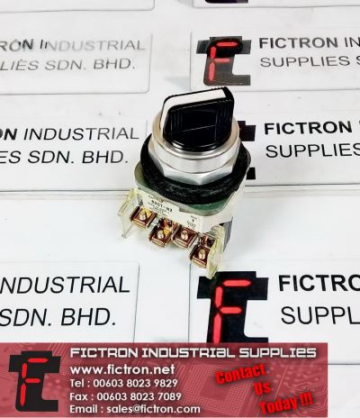 800T-H2 ALLEN BRADLEY NEMA Type 4, 13 800T Bulletin Selector Switch Supply Malaysia Singapore Thailand Indonesia Europe & USA