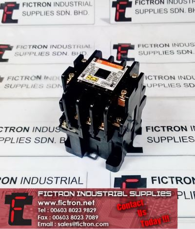 H20 32A 110VAC 60Hz Coil 3-Pole HITACHI Thermal Overload Relay Supply Malaysia Singapore Thailand Indonesia Europe & USA