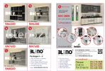 铝制厨房橱配套 Package Of Aluminium Kitchen Cabinet