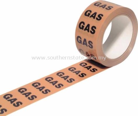 50mmx33M GAS PIPELINE IDENTIFICATION TAPE