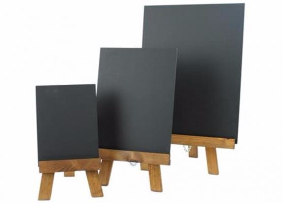 Small Black Board 25cm