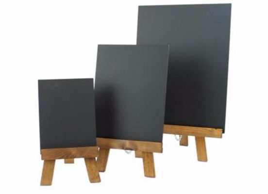 Small Black Board 45cm