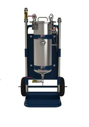 NEPTUNE Oil Dehydration And Filter System ( NDU-1NX ) Oil And Fuel Purification And Filtering System Johor Bahru JB Malaysia Supply Supplier | PM Tech Resources