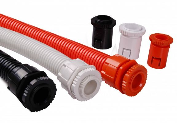 Corrugated Conduit  Fitting & Accessories