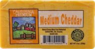 CM Medium Cheddar Cheese Cheese