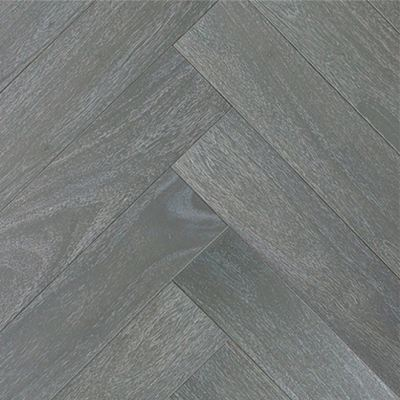 Gmelina Stained Grey HerringBone 1 Strip