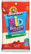 Borden Kid Builder Mozzarella Cheese