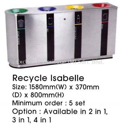 Recycle Isabelle 2 in 1